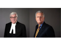 Philip Dunn QC and Roger Gillard QC