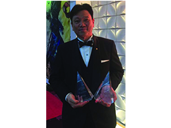 William Lye winner 2017 Lawyers Weekly Awards