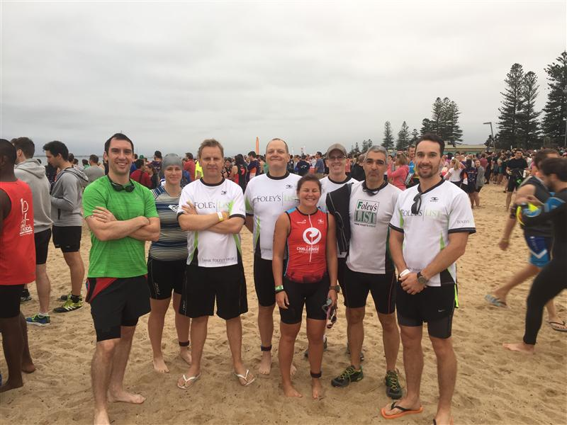 Corporate Triathlon 2016