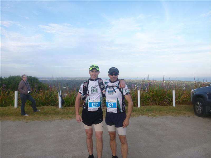 Stafford & Rowse 50 km Challenge 2012