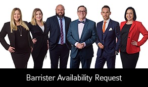 Victorian Barristers | Melbourne Barrister List